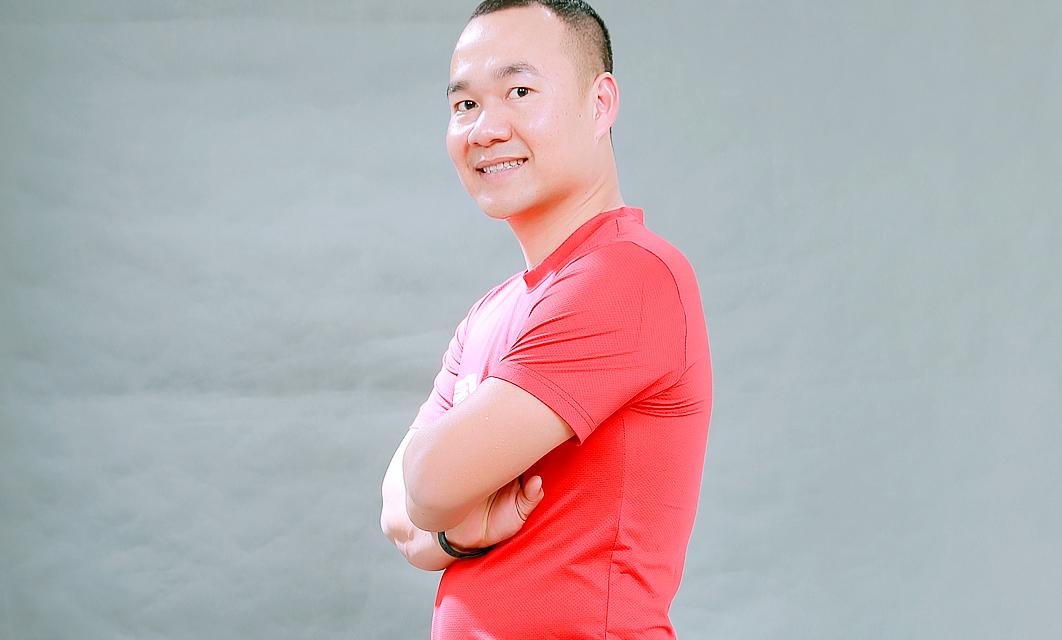 Chạy bộ cùng Phạm Xuân Trịnh